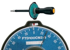 Dial Indicating Torque Driver FTDS