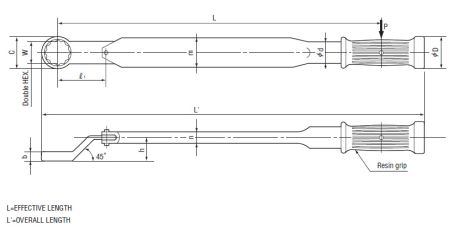 Click Type Torque Wrench (RSP) 3