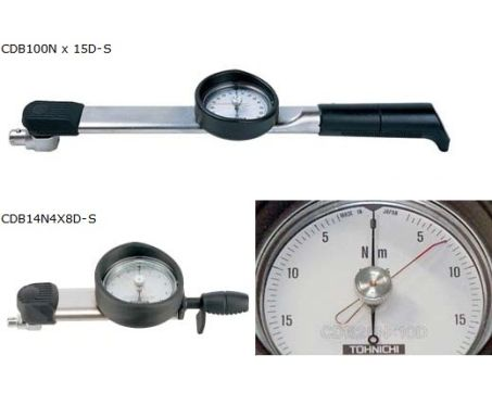 Dial Indicating Torque Wrench (CDB-S) 1