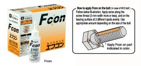 Bolt Tension Stabilization Fcon