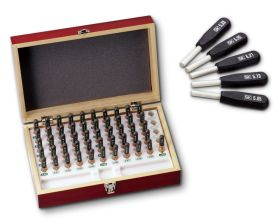 Ceramic Pin Gauge w Handle Set CAG Series